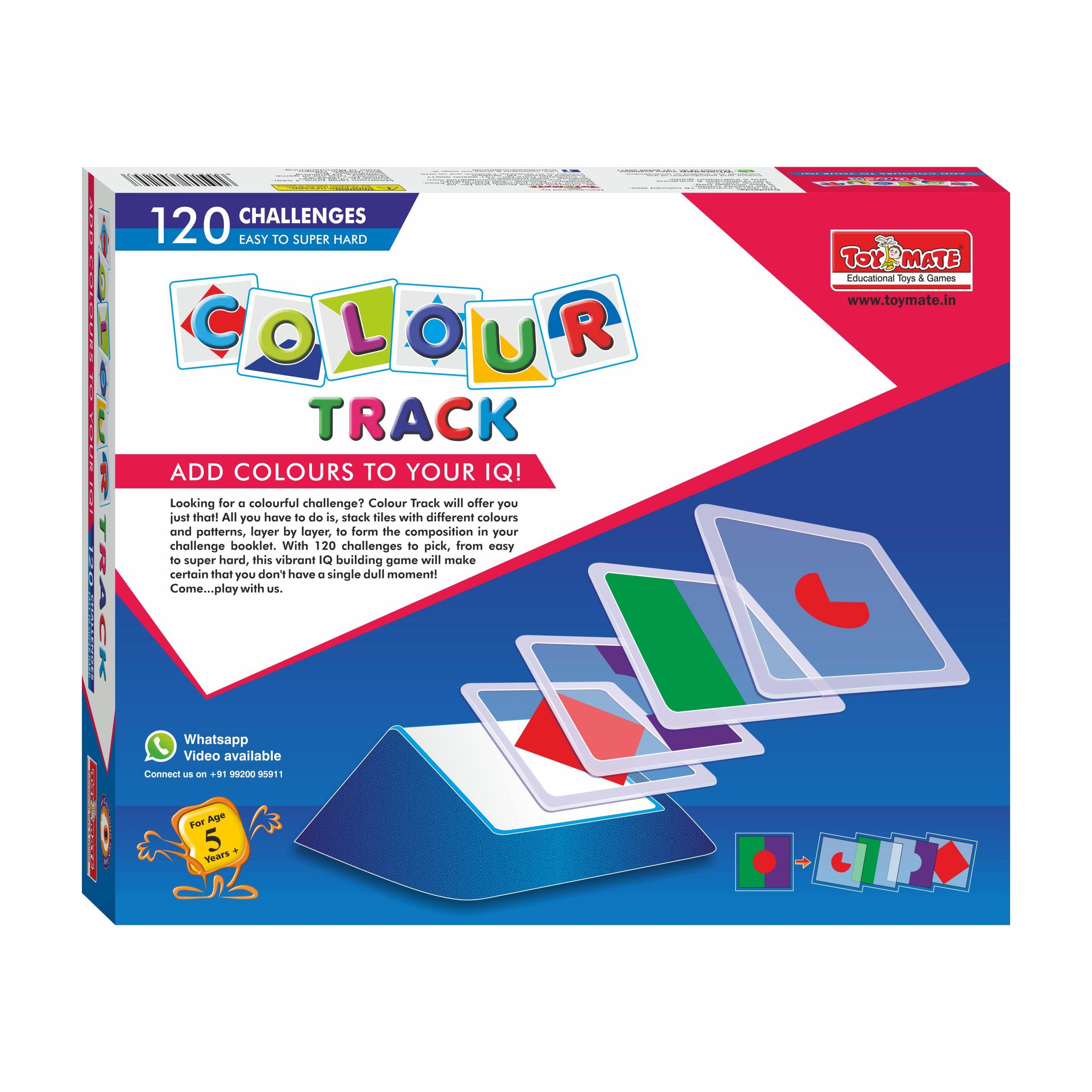 Colour Track Big