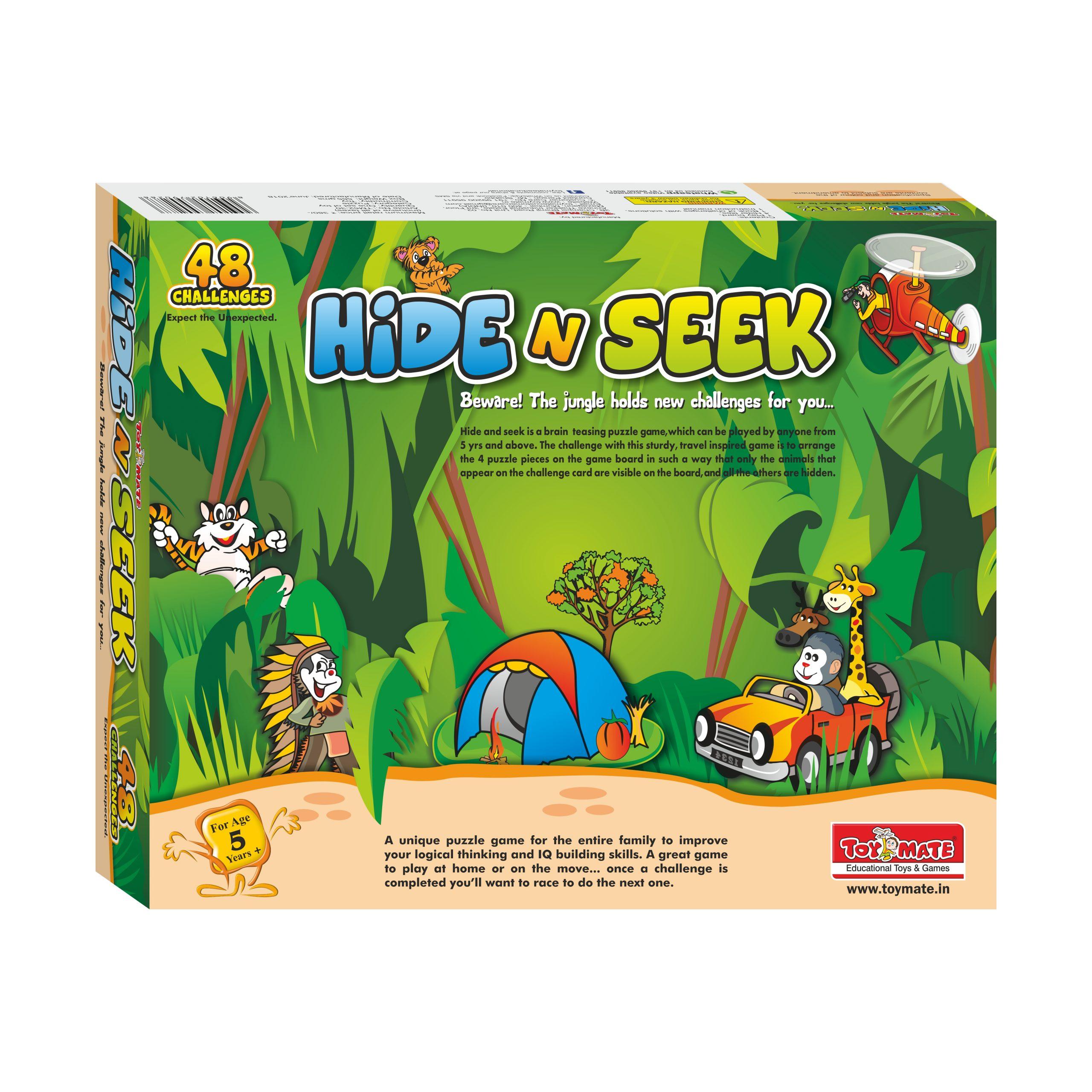 Hide N Seek (Jungle)