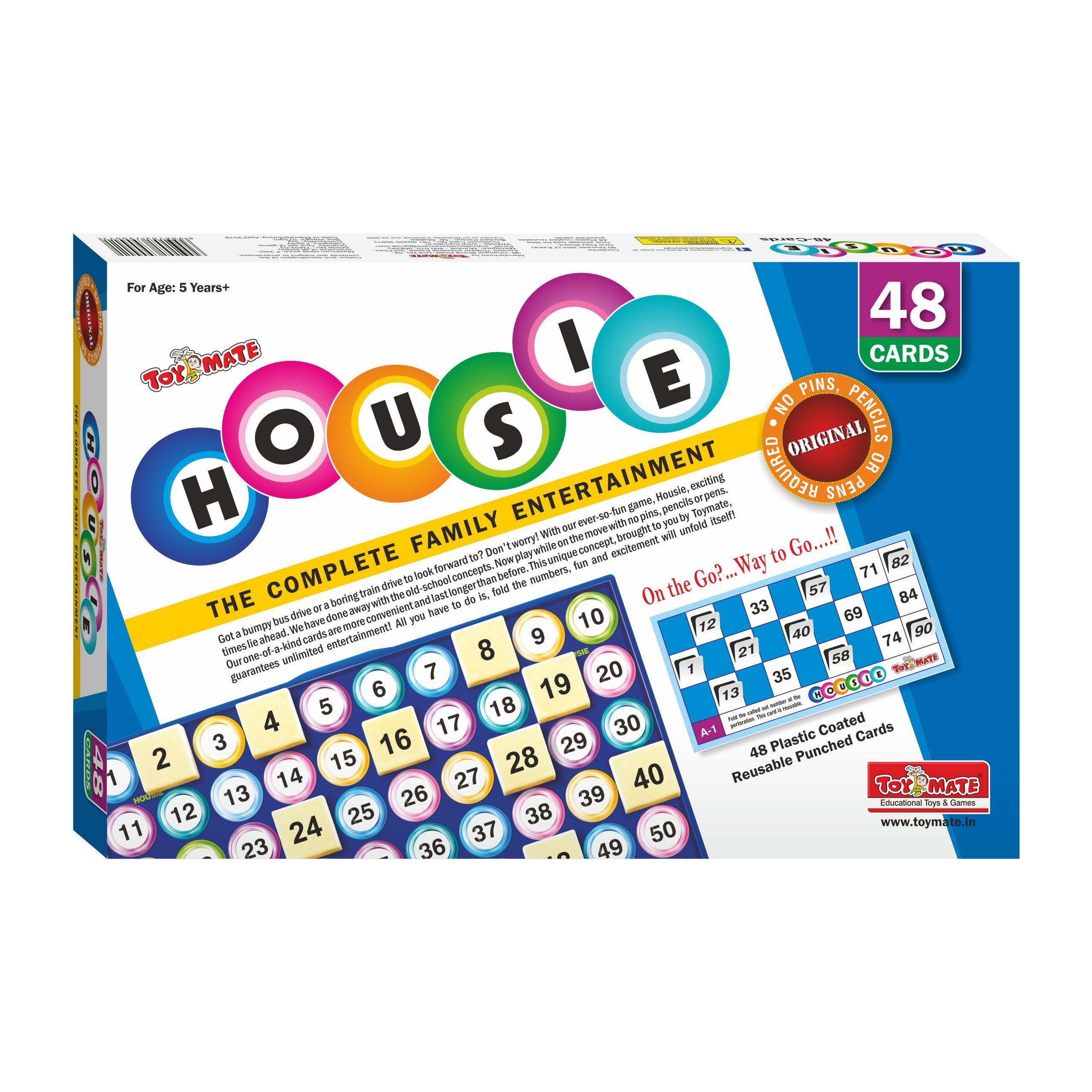 Housie – 48 Cards