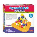 Pyramid Ball Puzzle