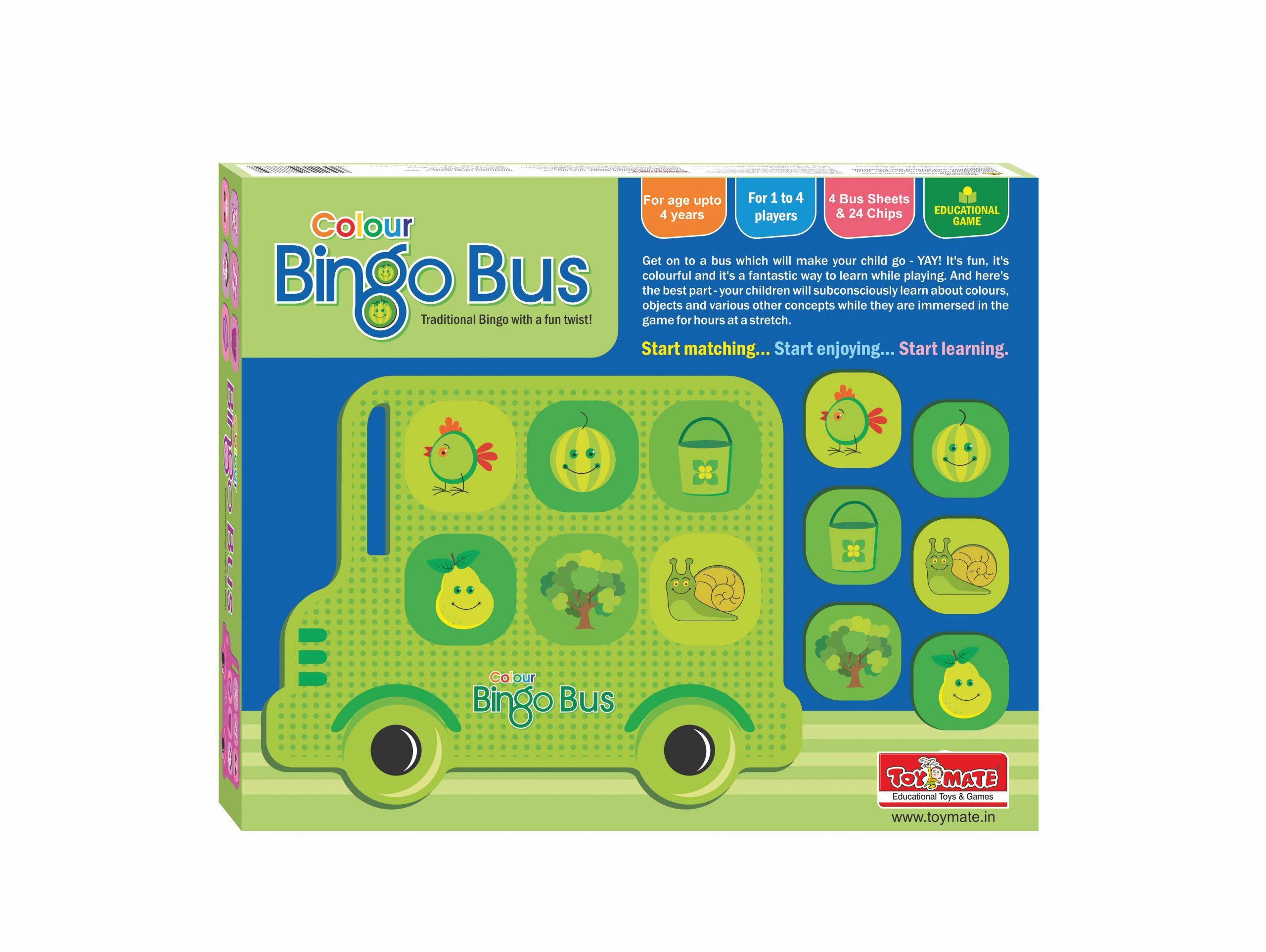 Bingo Bus – New Launch