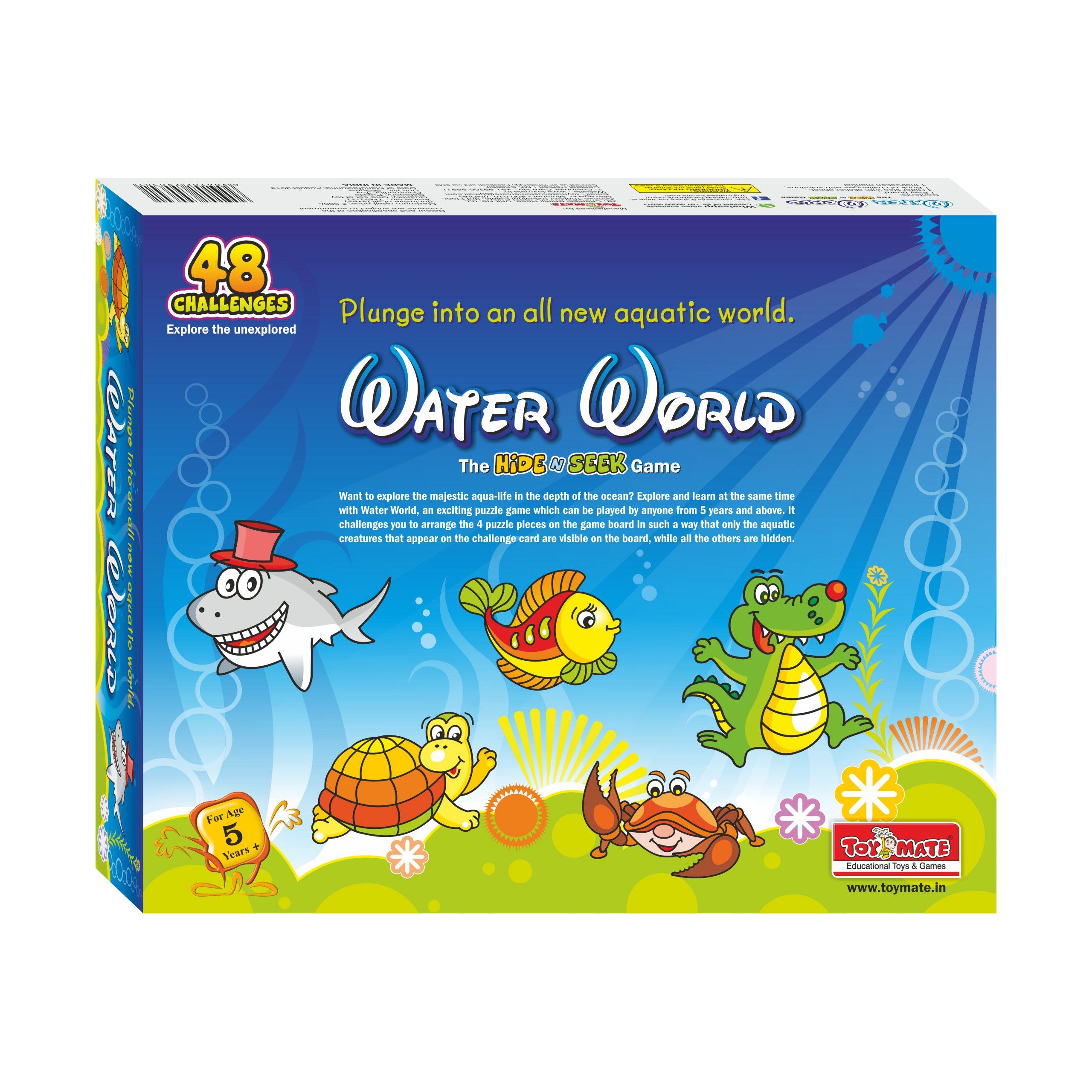 Hide N Seek (Water World)